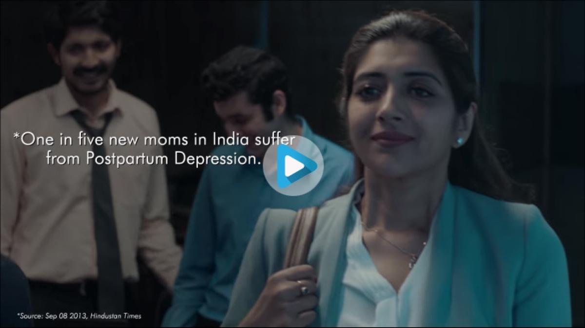 Prega News tackles postpartum depression in new ad
