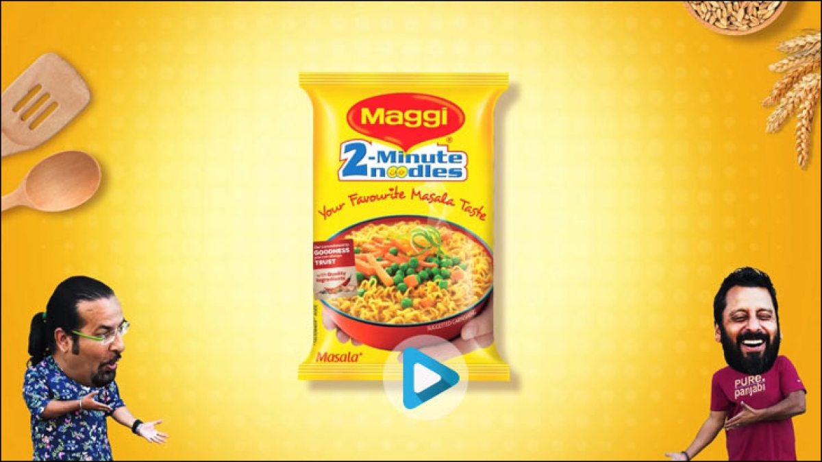 Nestlé gets 'food influencers' Rocky and Mayur to visit Maggi's factories