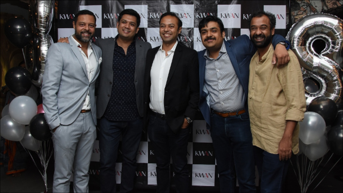 Management rejig at KWAN Entertainment