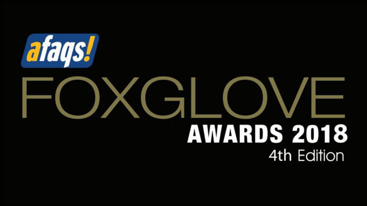 afaqs! Foxglove awards are back...