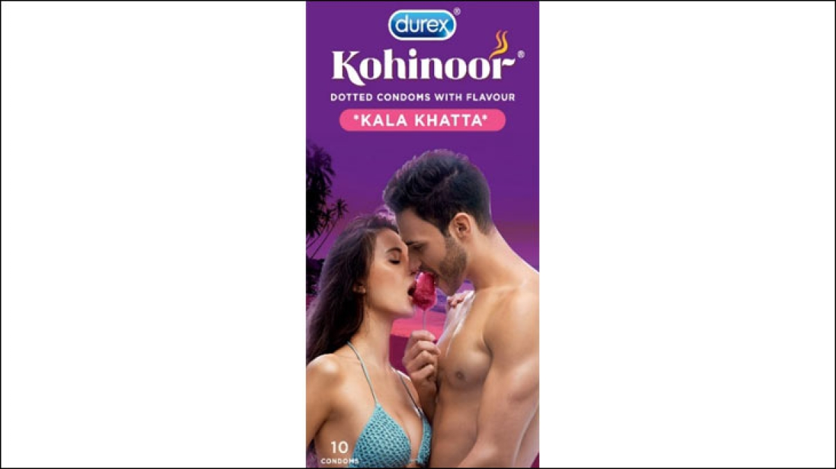 Here's how Durex is promoting Meetha Paan, Kaala Khatta...