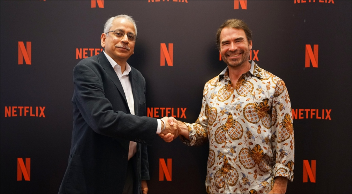 Tata Sky and Netflix to join hands for the next innovation in content delivery