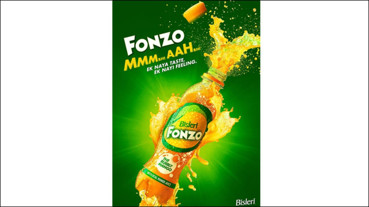"""We have spent Rs. 60 crore on Fonzo's launch campaign"": Anjana Ghosh, Bisleri"