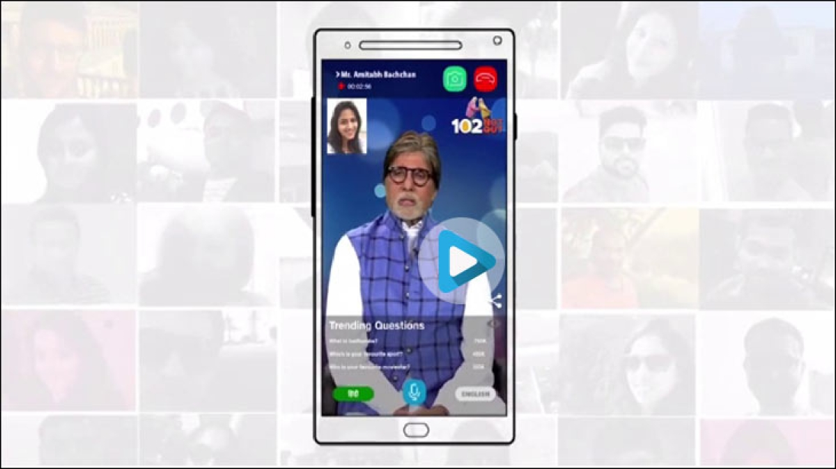 When Jio used AI to create the Bachchan bot...