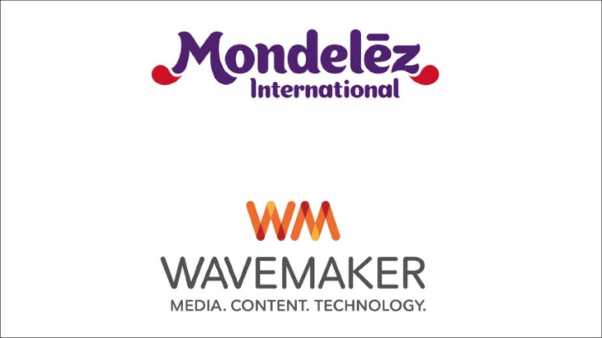 Wavemaker wins traditional media duties for Mondelez