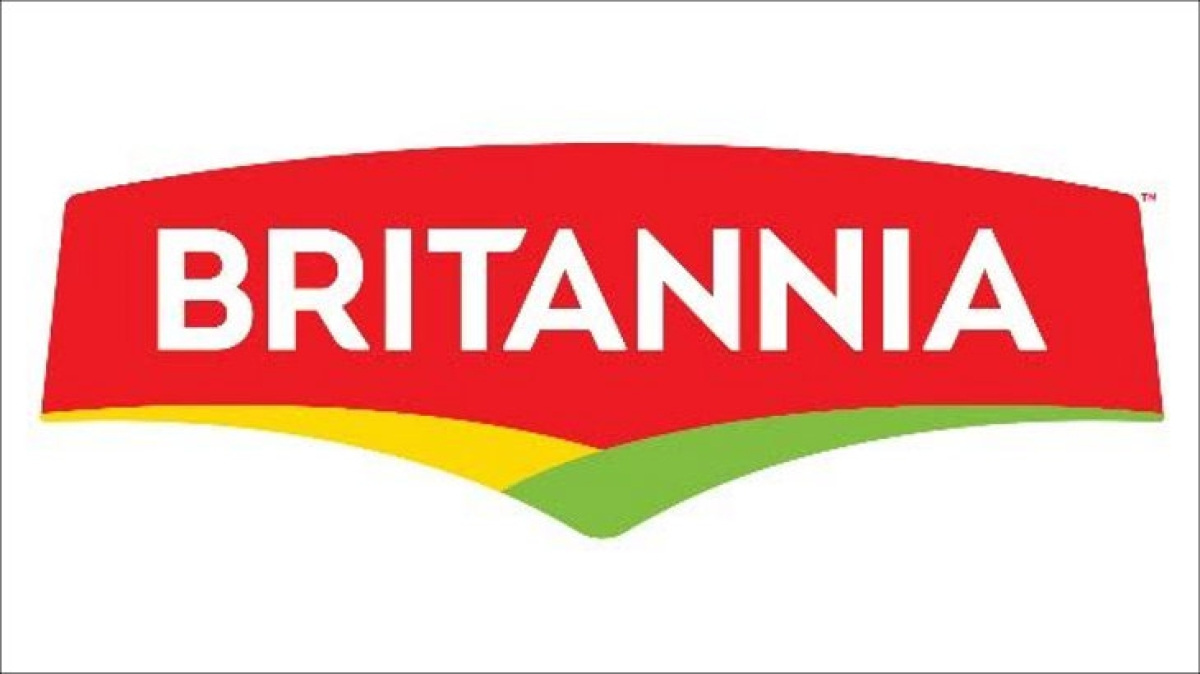 Britannia unveils new logo to commemorate the company's centenary
