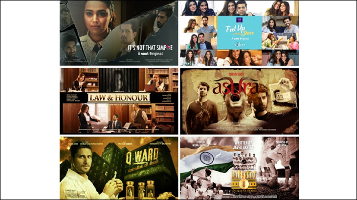 Voot to launch 18 originals in the coming months