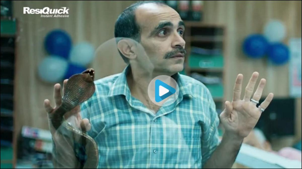 ResiQuick challenges Fevikwik in new ad films
