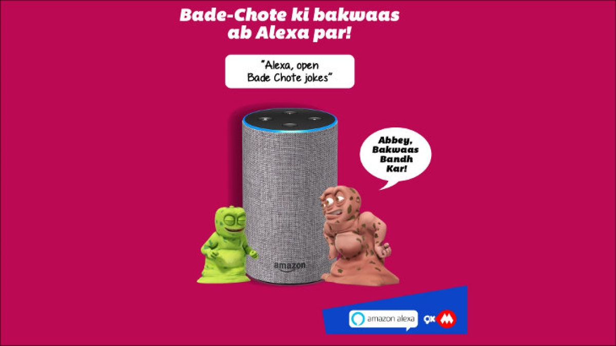 9XM's Bade Chote now can be heard on Alexa