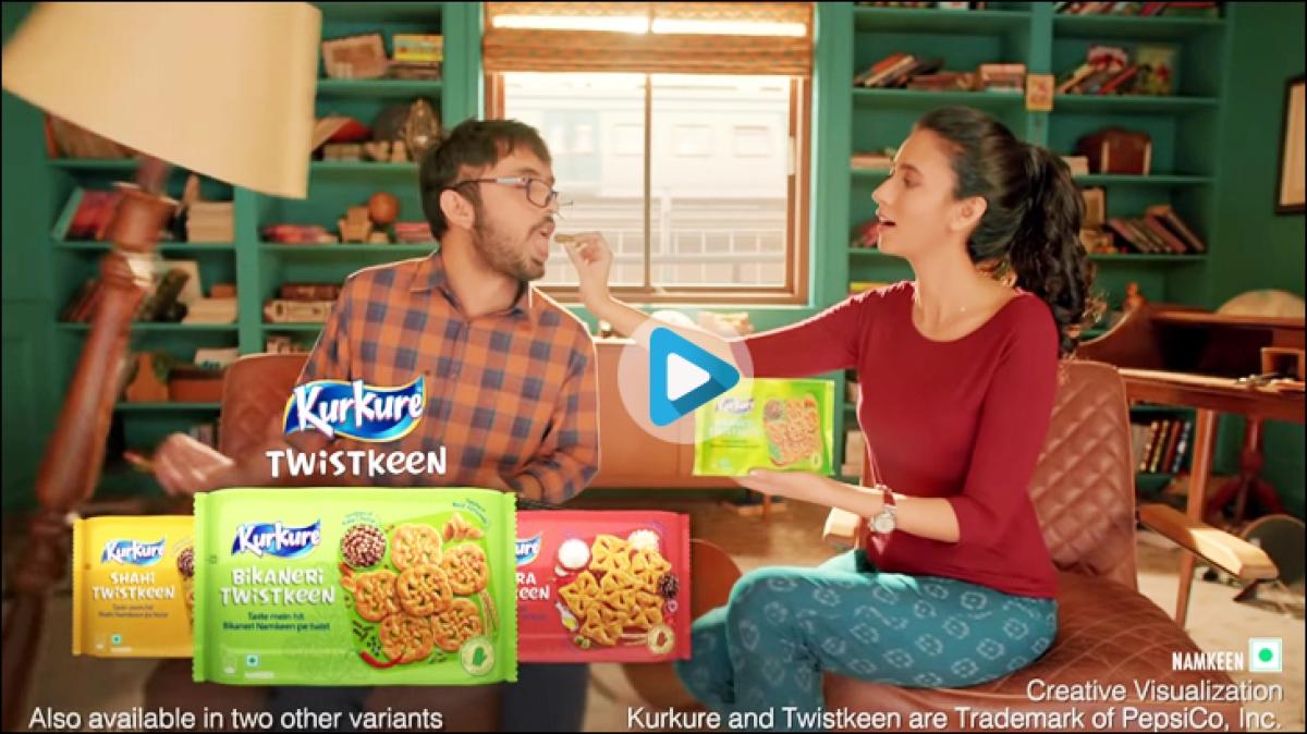 """""""It's a cool, non-messy way of eating namkeens"""": Gaurav Verma, PepsiCo, on Kurkure variant"""