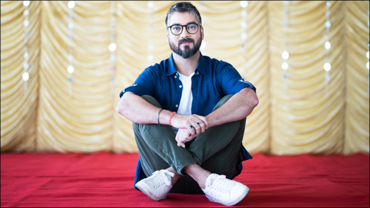 """""""Marketers' 'ownership' of ad films is higher today"""": Amit Sharma, director, 'Badhaai Ho'"""