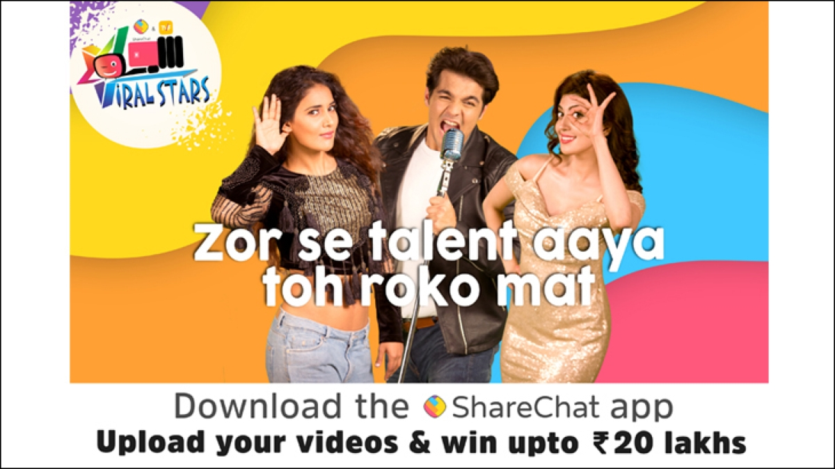 ShareChat and TVF are teaming up in search of the next Viral Stars