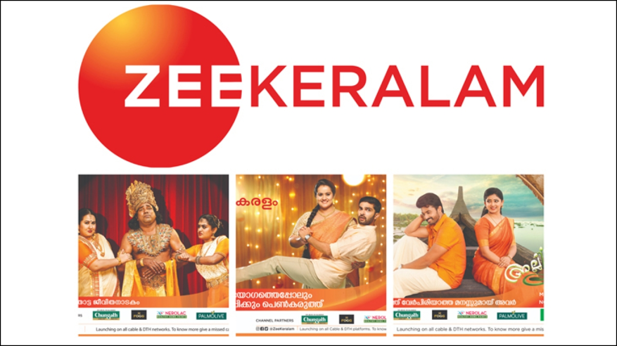 """We would be a challenger brand within 6 months of launch"": Siju Prabhakharan on Zee Keralam"