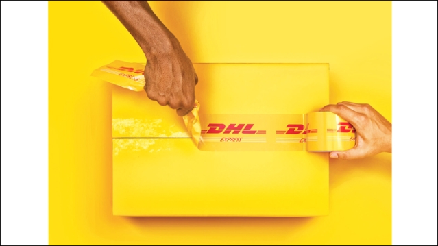 Has DHL ditched the speed proposition for sentiment?
