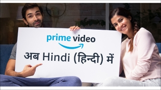 Amazon Prime Video launches Hindi user interface in India