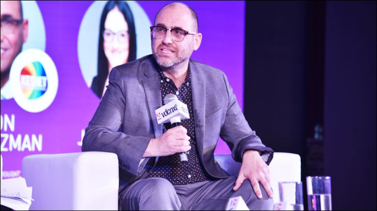 What does the CEO of an Israeli content company think about India?