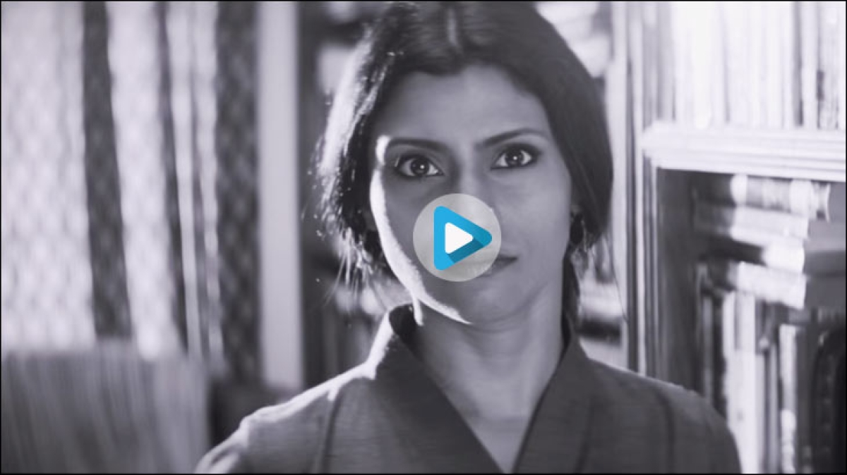 Konkona's monologue for ICICI Bank's working-women-only scheme...