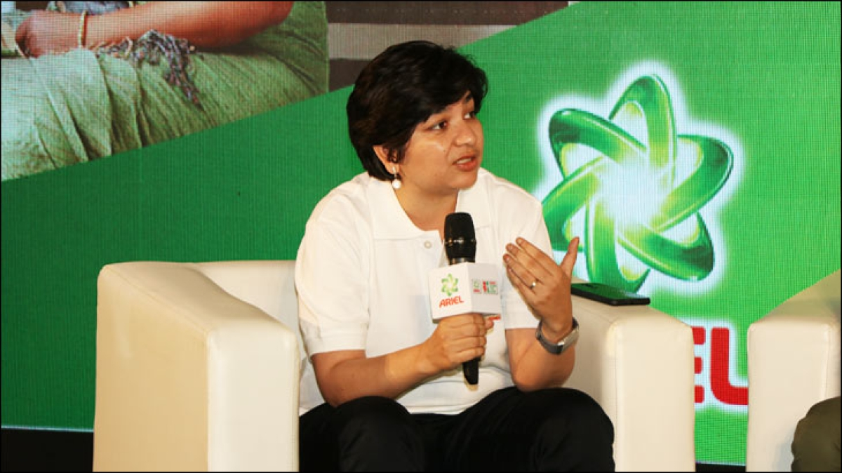"""""""With stature comes an obligation to try and make a difference"""": P&G's Sonali Dhawan"""
