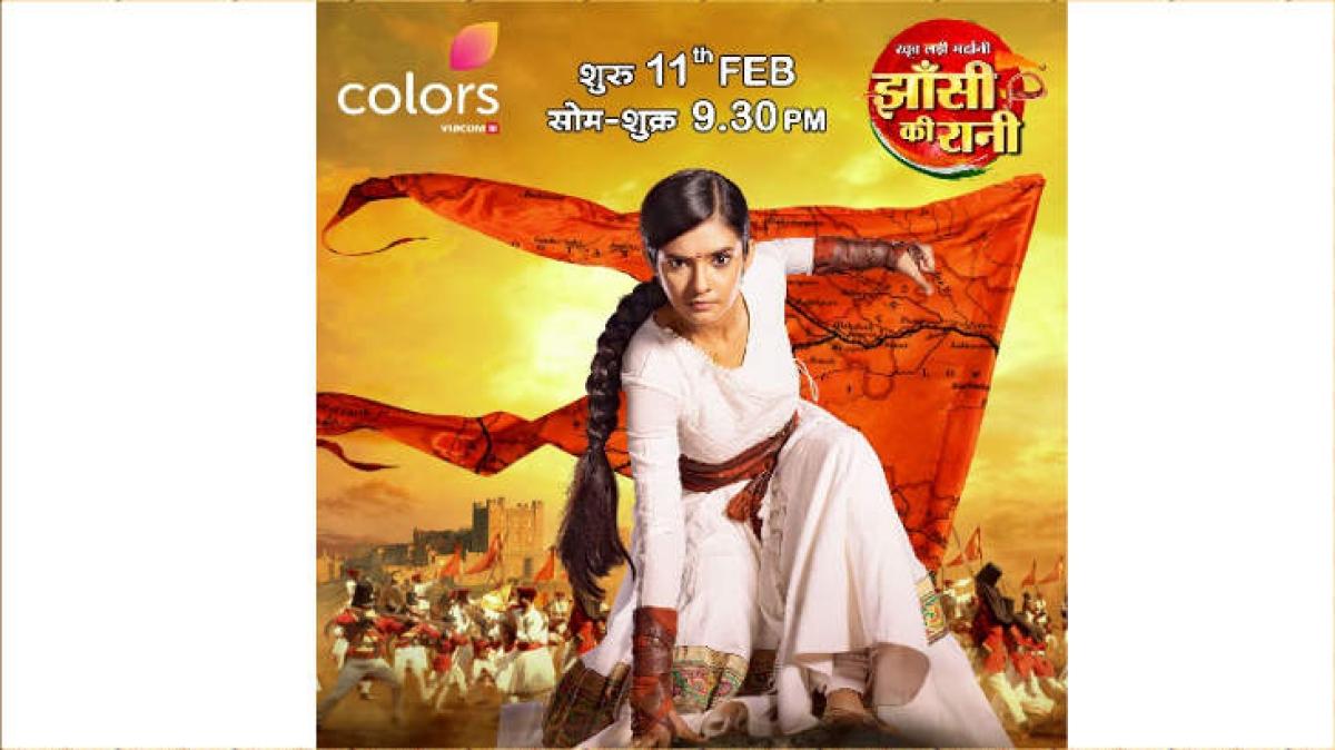 A fearless queen, a legendary warrior and an unrelenting brave-heart - COLORS presents 'Khoob Ladi Mardani – Jhansi Ki Rani'
