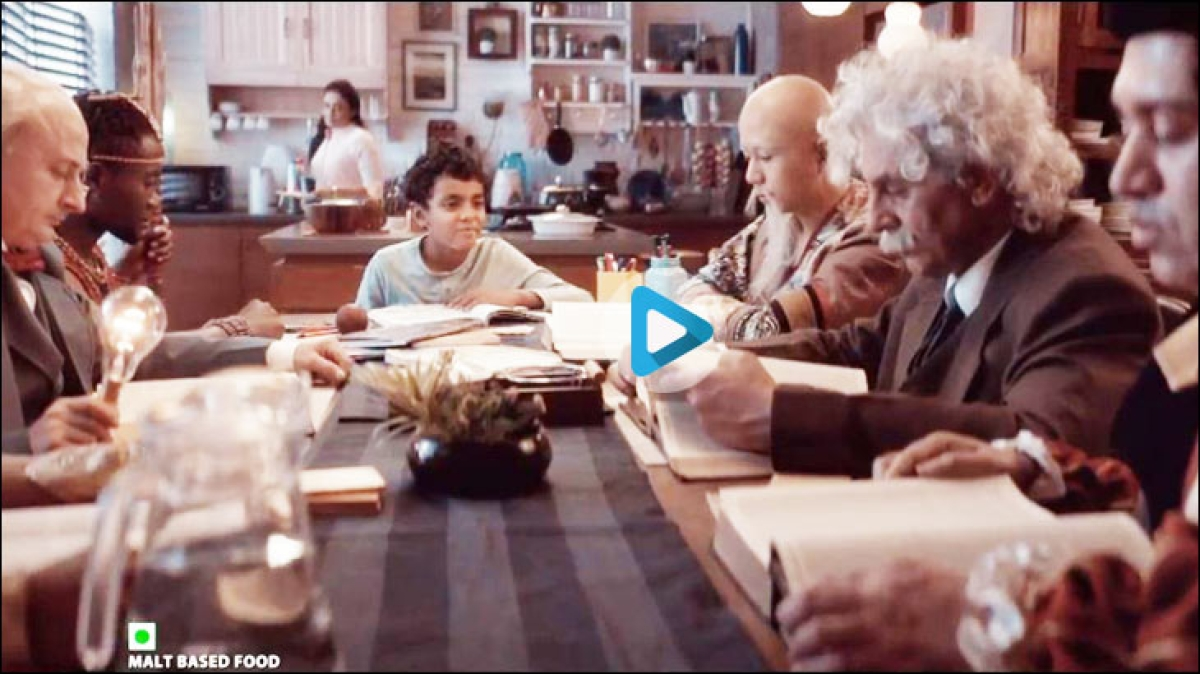 Horlicks' 'Fearless' videos timed to coincide with exam season