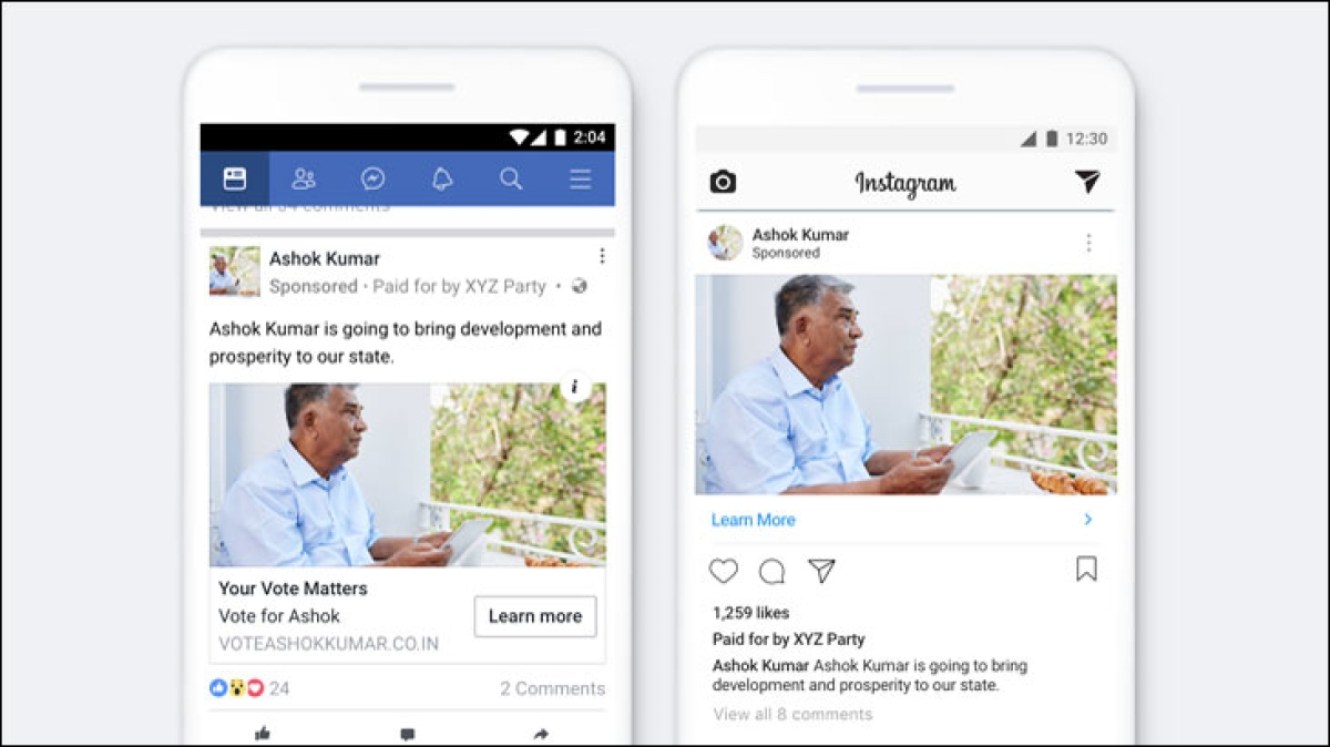How will FB's whip for political ads impact the ecosystem?
