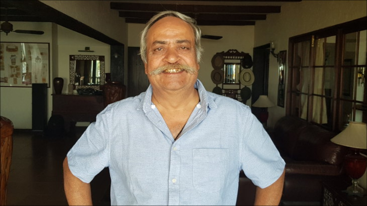 """""""Human relations are under threat in the digital world"""" - Piyush Pandey"""