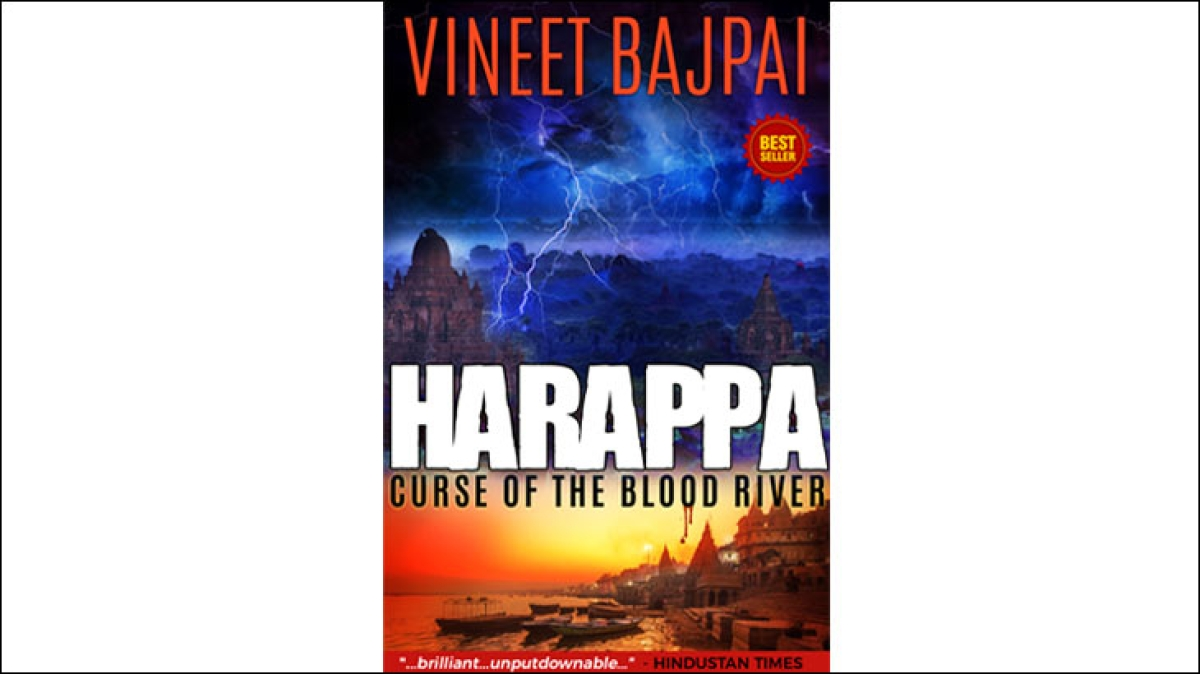 """With Harappa Trilogy we should be able to produce something comparable to Game Of Thrones"": Vineet Bajpai"
