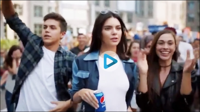 Pepsi's 'Swag' spot makes denims a symbol of rebellion again