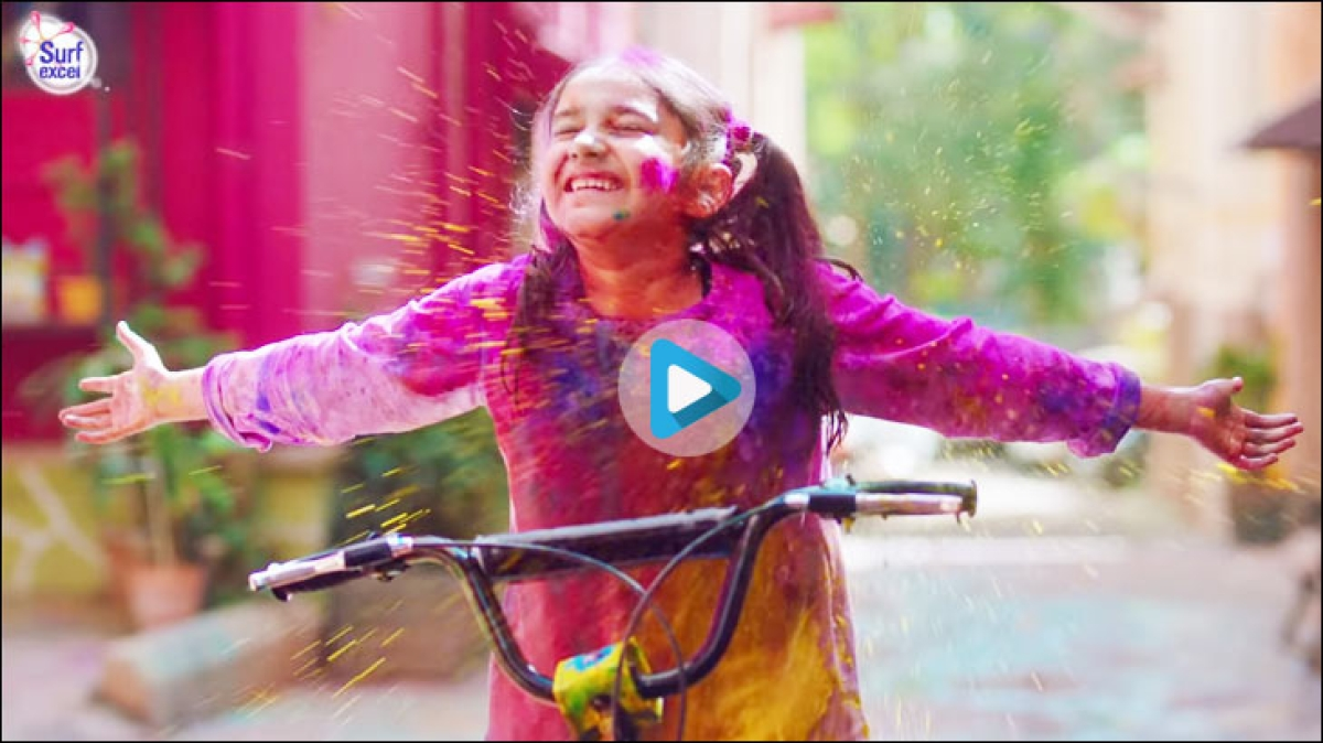 Surf Excel's new ad takes its 'Daag Acche Hai' proposition ahead