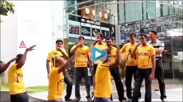 Chennai Super Kings fans still groove to the popular 'Whistle Podu' beat