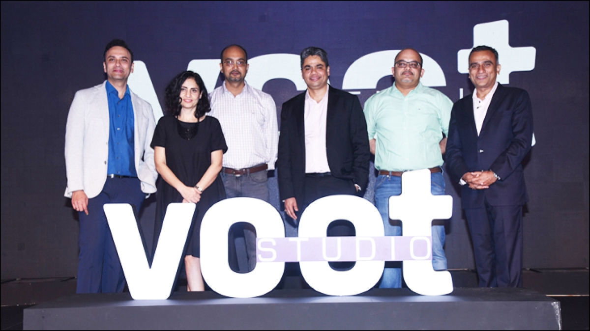 VOOT aims at 100 million monthly active users by March 2020; launches VOOT studio for advertisers