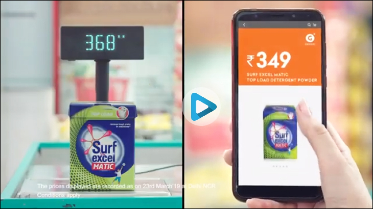 Grofers takes on the supermarket; hard-sells price factor