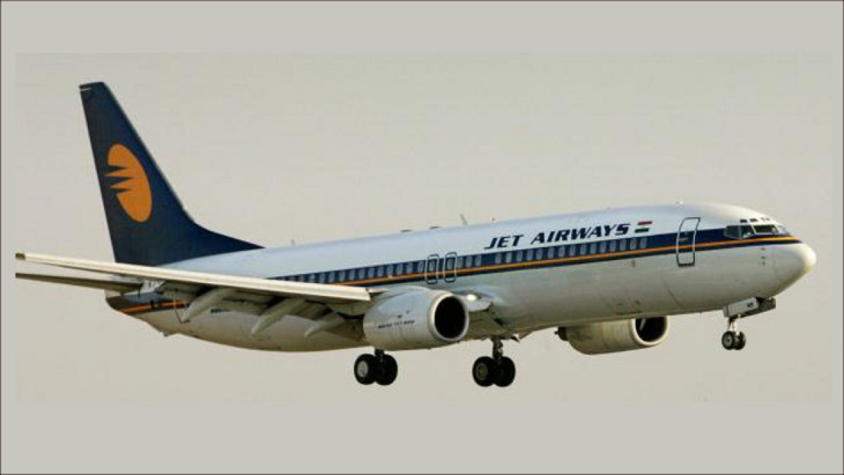 The story behind the Jet Airways logo...