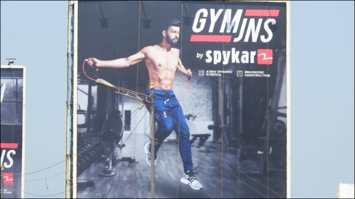 Gym jeans, really?