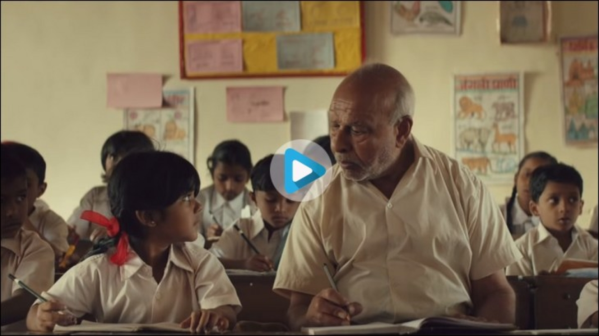 P&G Shiksha's new ad features a 75-year-old 'student'