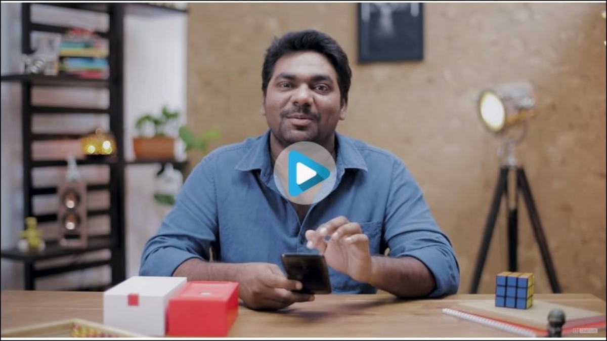 Sacred Games' Bunty unboxes OnePlus 7 Pro... 'nuff said!