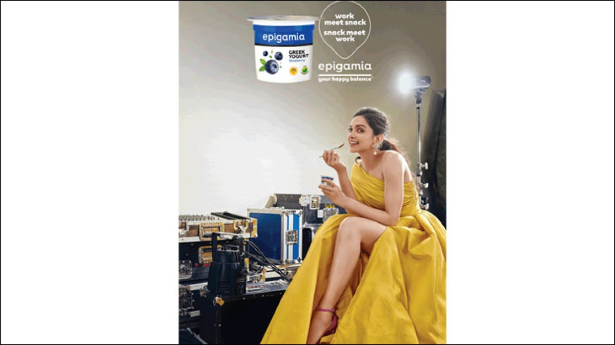 """""""To convert shoppers in a store, we got them to taste our product first..."""": Siddarth Menon, CMO, Epigamia"""