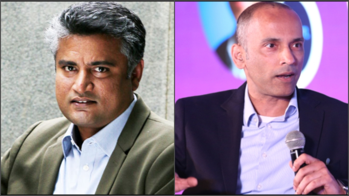 Sam Singh moves on from GroupM; Prasanth Kumar to take over as CEO