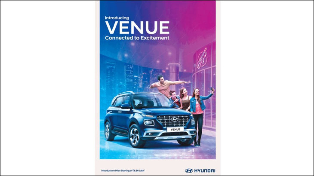 Hyundai Venue and other connected cars look to redefine a user's driving experience