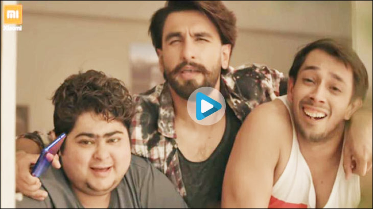 Xiaomi 'zooms' in, in new ads with Ranveer Singh...
