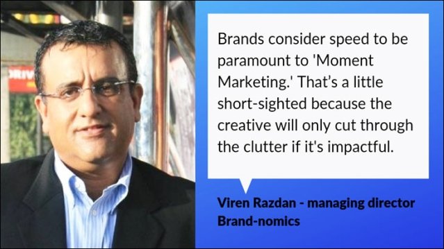 As brands salute Yuvraj Singh, we analyse 'Moment Marketing'