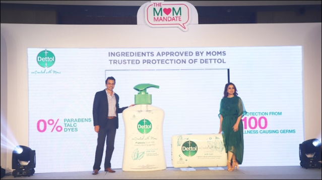 """Want to delight 'Millennial Moms'"": Pankaj Duhan, RB, on Dettol soaps"