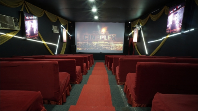 COLORS Cineplex launches Uttar Pradesh's first solar power theatre 'Electro' at Meerut's Nauchandi Mela