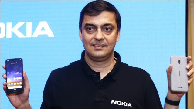 """We will make sure that Nokia is among the top three smartphone brands in next 4-5 years,"" says Ajey Mehta of HMD Global"