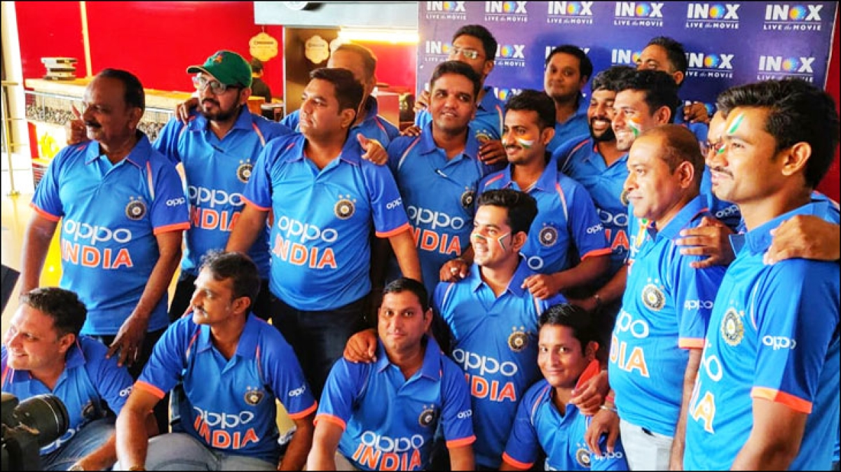 """""""Events like the ICC World Cup help us in bringing the non-cinema lovers to our multiplexes"""": Inox's Alok Tandon"""