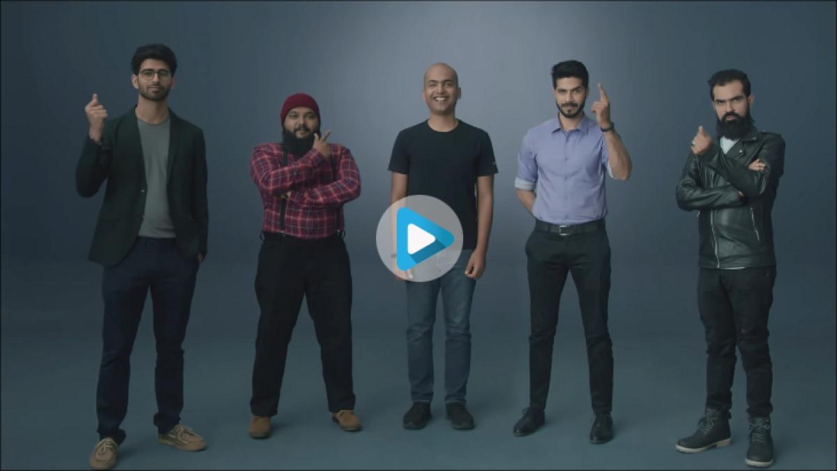 Manu Kumar Jain unveils Xiaomi's new Mi Beard Trimmer