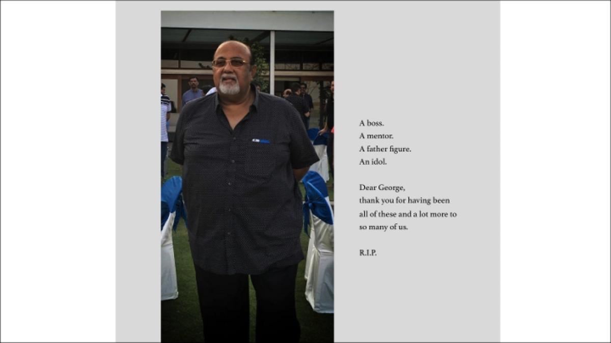 George John, founder of TBWA\Anthem, passes away
