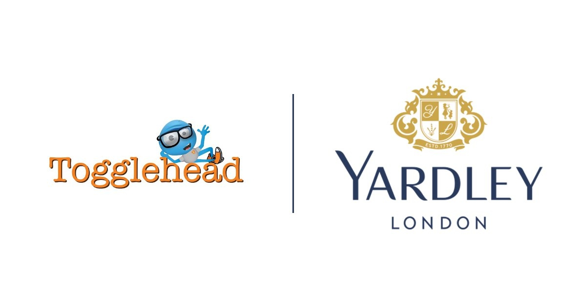Togglehead bags Yardley London's national digital mandate