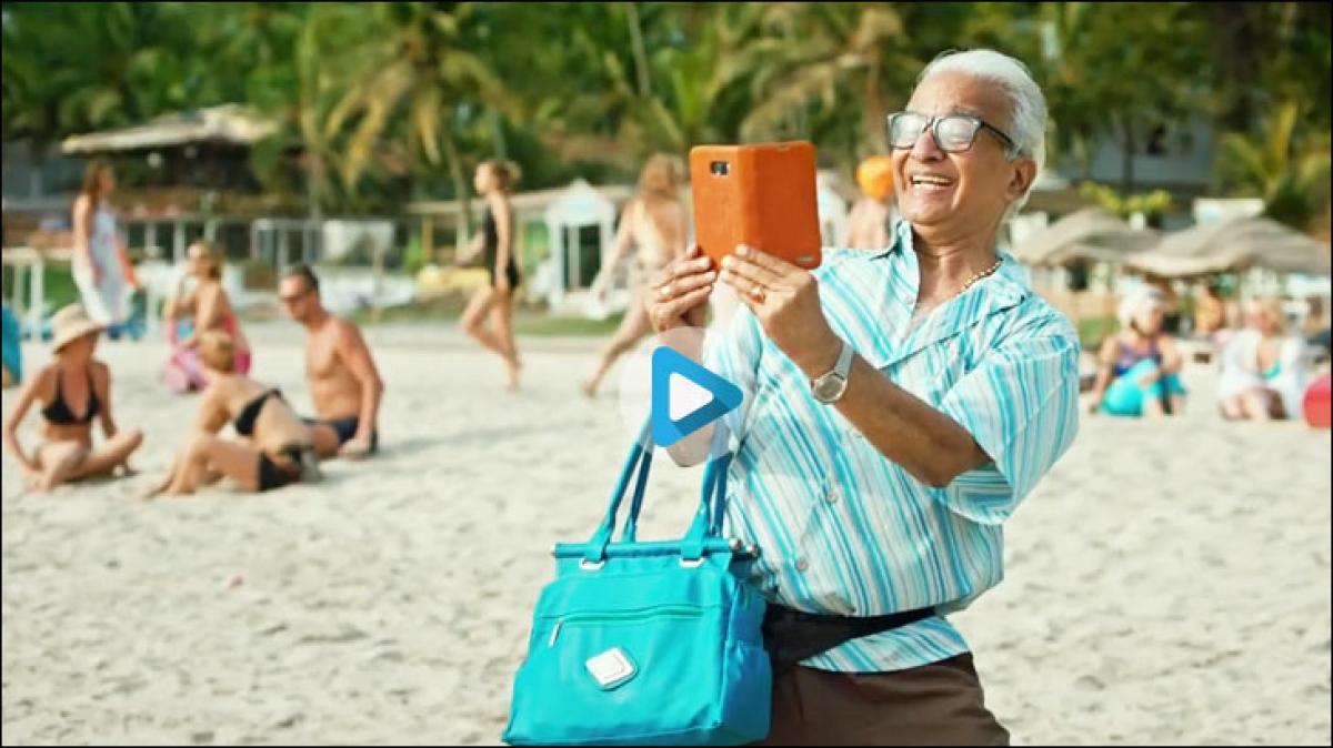 Guess who's back? Vodafone's Asha and Bala...