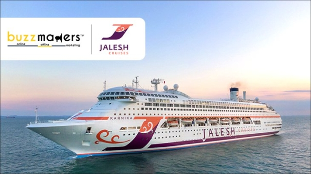 Jalesh Cruises awards Social Media Marketing Mandate to Buzz Makers industry news